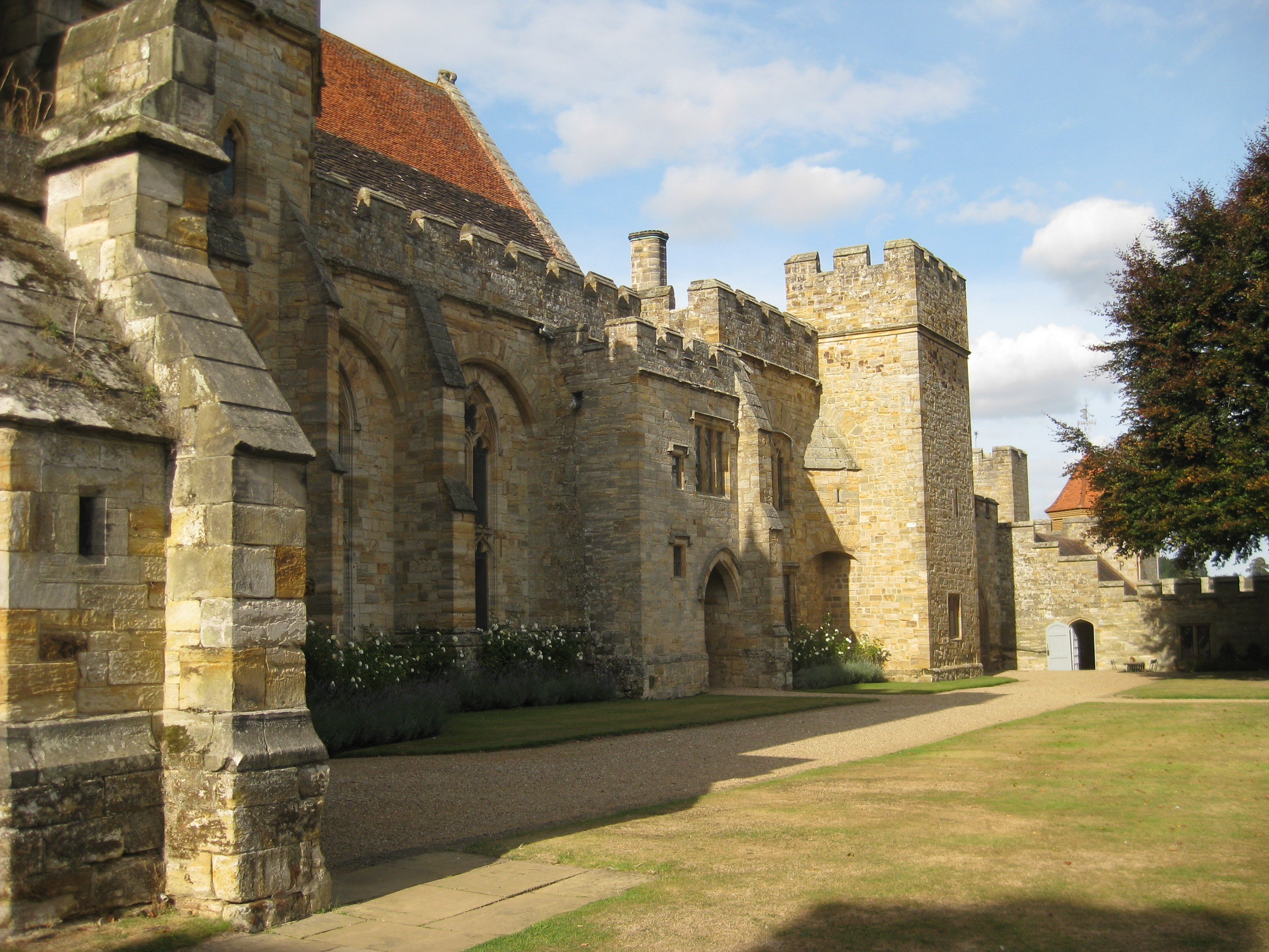 Penshurst great hall Image