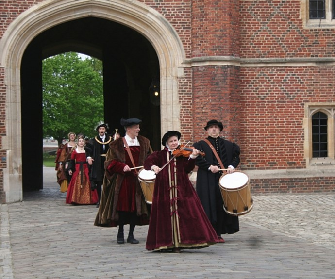 Tudor Women Itinerary Day 7 Image