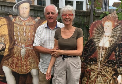 Tudor History Tours celebrate 10 years Image
